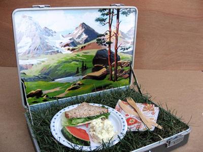 vuelven los aperitivos de picnic.