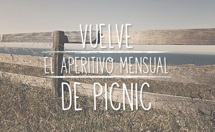 Vuelve el aperitivo mensual de picnic