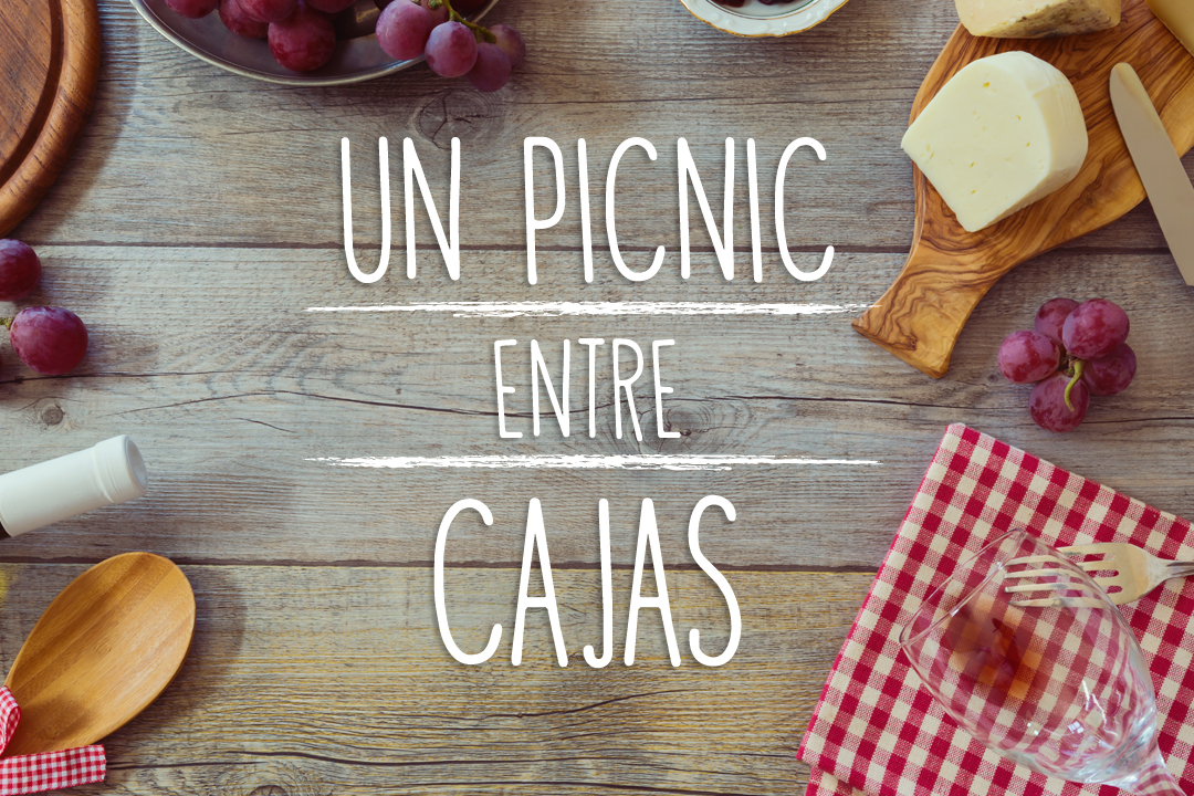 este viernes 27, vuelve el aperitivo mensual de picnic.