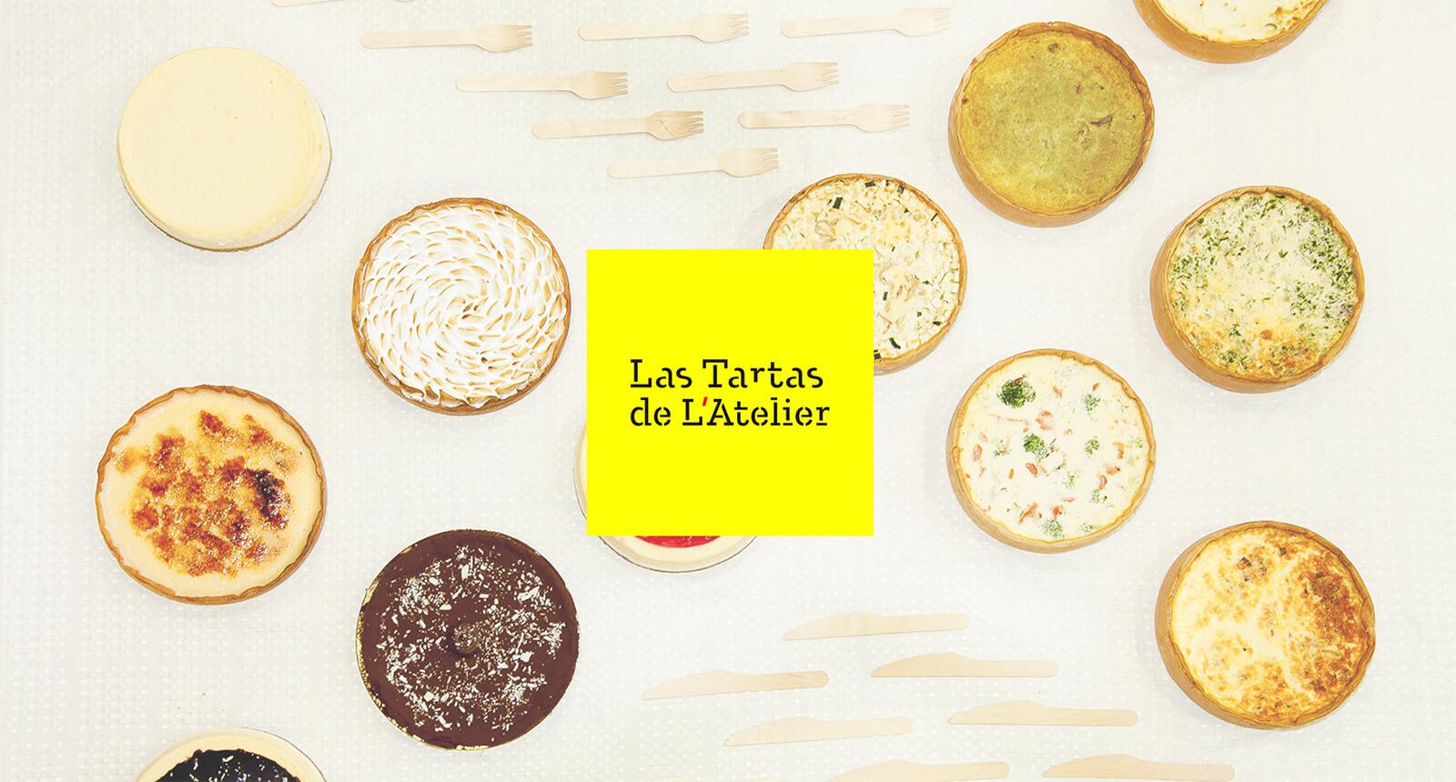 Las Tartas de L'atelier