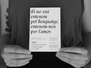 XXVI Setmana del llibre en català